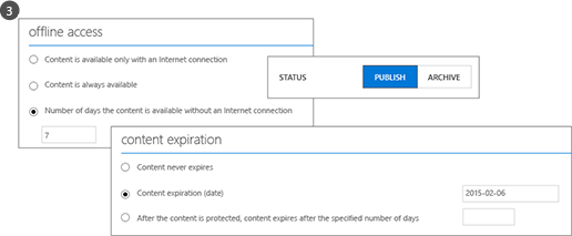 Azure RMS in Action: What administrators and users see